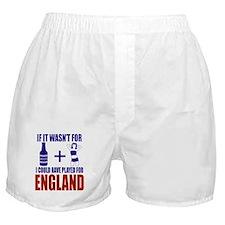Fun England Football supporter tee Boxer Shorts