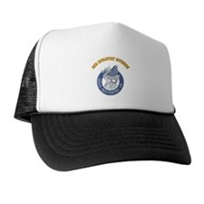 DUI - 3rd Infantry Division with Text Trucker Hat