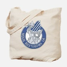 DUI - 3rd Infantry Division Tote Bag