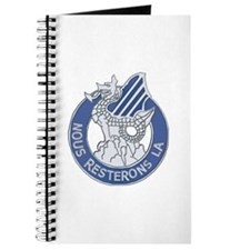 DUI - 3rd Infantry Division Journal