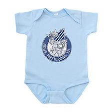 DUI - 3rd Infantry Division Infant Bodysuit