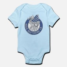 DUI - 3rd Infantry Division Infant Bodysuit