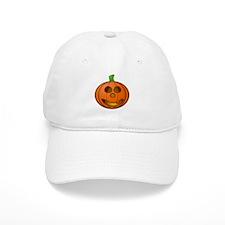 Halloween Jack-o-Lantern Pumpkin Baseball Baseball Cap