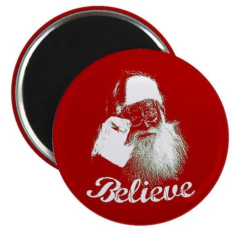 Santa Claus Believe Magnets