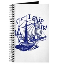 I Ship It Journal