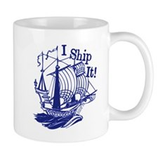 I Ship It Mugs
