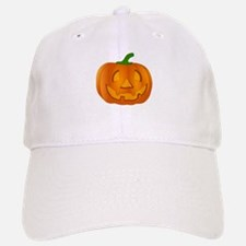 Halloween Jack-o-Lantern Pumpkin Baseball Baseball Baseball Cap