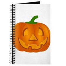 Halloween Jack-o-Lantern Pumpkin Journal