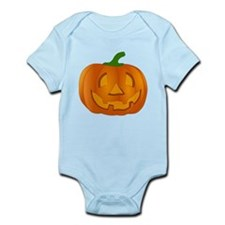 Halloween Jack-o-Lantern Pumpkin Body Suit