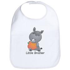 Little Brother Rhino Bib