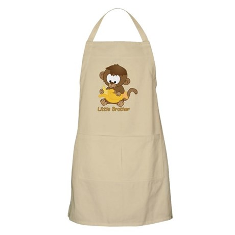 Little Brother Monkey Apron