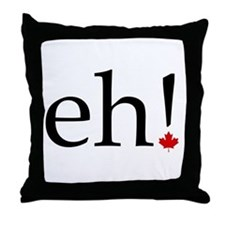 eh! Throw Pillow