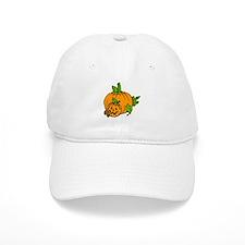 Halloween Jack-o-Lantern Pumpkins Baseball Baseball Cap