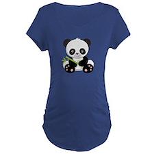 Cute Baby Bamboo Panda T-Shirt