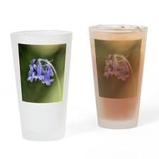 Little Bluebells Drinking Glass