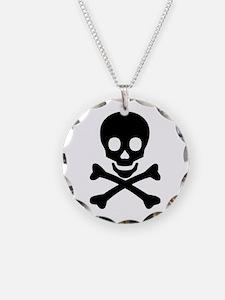 Skull & Crossbones Necklace