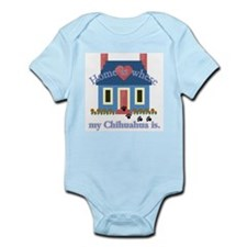 Chihuahua Gifts Onesie