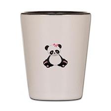Adorable Panda Shot Glass