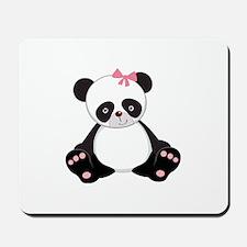 Adorable Panda Mousepad