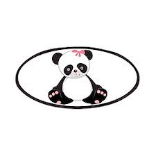 Adorable Panda Patches