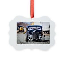 hot rod truck Ornament