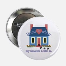"Smooth Collie Gifts 2.25"" Button (10 pack)"