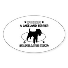 My Lakeland Terrier is more than a best friend Sti