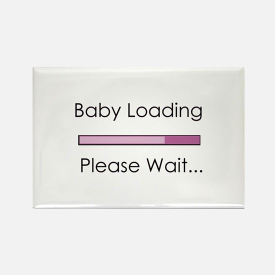 Baby Loading Please Wait Status Bar Rectangle Magn