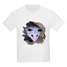 Virginia Opossum Kids T-Shirt