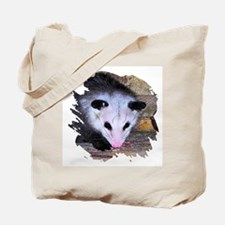 Virginia Opossum Tote Bag