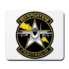 VF-33 Starfighters Mousepad