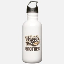 Worlds Best Brother Water Bottle