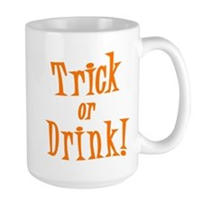 Trick or Drink Mugs