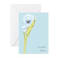 Herzliches Beileid Greeting Cards (Pk of 20)