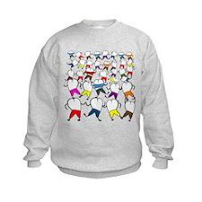 Teeth Art 2 Sweatshirt