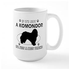 My Komondor is more than a best friend Mug