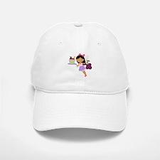 Cupcake Fairy Baseball Baseball Cap