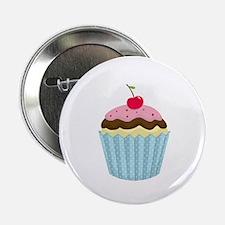 """Cupcake 2.25"""" Button"""