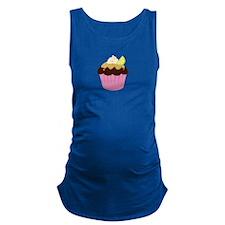 Cupcake Maternity Tank Top