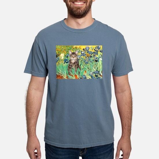 Irises / Tiger Ca T-Shirt