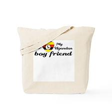I love my Ugandan boy friend Tote Bag