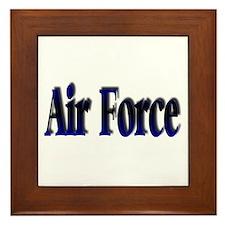 air force Framed Tile