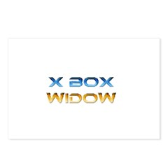 Xbox Widow Postcards (Package of 8)