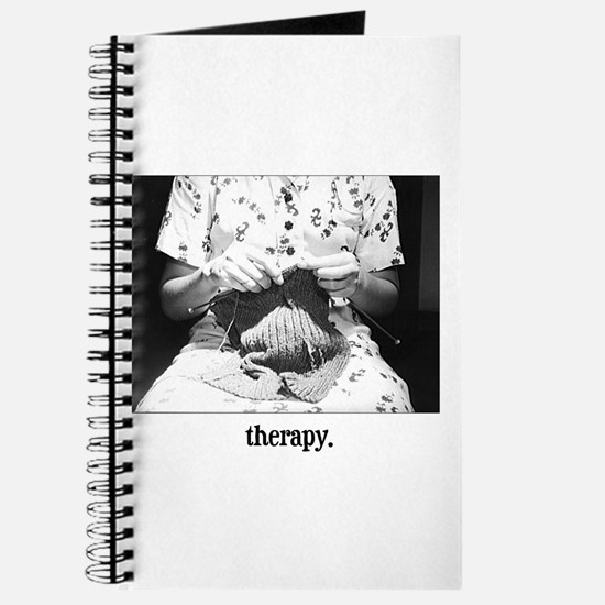 Knitting - Therapy Journal