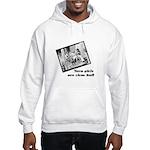 Yarn Girls are Close Knit Hooded Sweatshirt