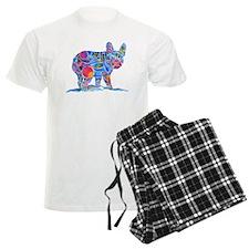 French Bulldog Love Pajamas