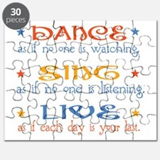 Dance Sing Live Puzzle