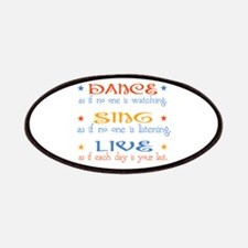 Dance Sing Live Patches