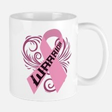 Breast Cancer Warrior Mugs