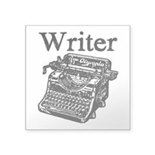 Writer-typewriter-1 Sticker